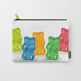 Gummy Bears Gang Carry-All Pouch