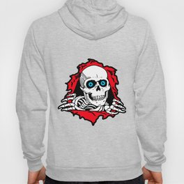 SKULL GIVE A SURPRISE Hoody