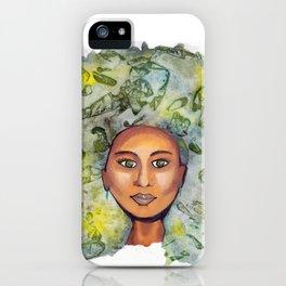 Shreem iPhone Case