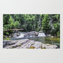 Lower Fall View Rug