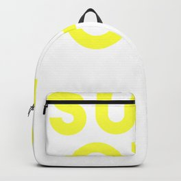 Suns Out Guns Out - Fitness Gym Workout Backpack