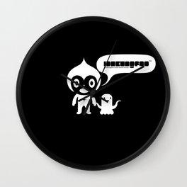 punctual pet Wall Clock