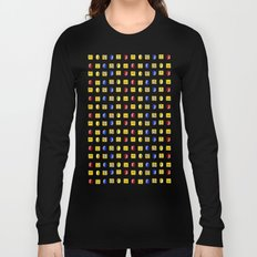 Coins, Boxes and Power ups, Oh my! Long Sleeve T-shirt
