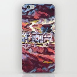 Ghost Town iPhone Skin