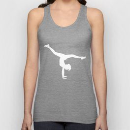 Cheerleading Cheering Flip Unisex Tank Top