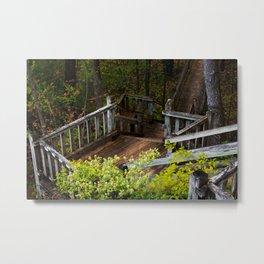 Pokagon State Park Metal Print