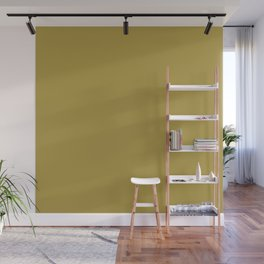 Golden Olive Wall Mural