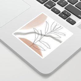 abstract branch Sticker