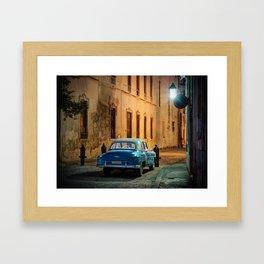 cuba_3 Framed Art Print