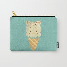 Vanilla Ice-cream Carry-All Pouch