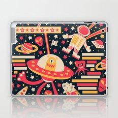 Alien Patterns Laptop & iPad Skin