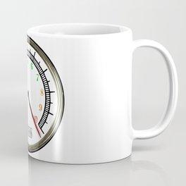 Stress Meter Coffee Mug