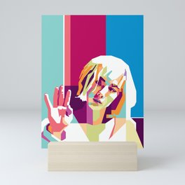 Taeyeon Mini Art Print