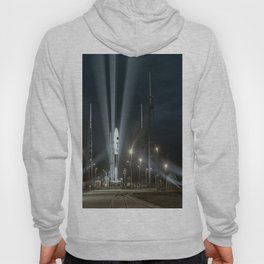 Why Do Rockets Launch At Night Hoody