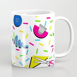 sew 80s Coffee Mug