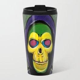Skeletor Action Figure Portrait of Evil Travel Mug