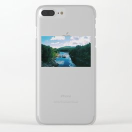 GORGE-OUS Clear iPhone Case