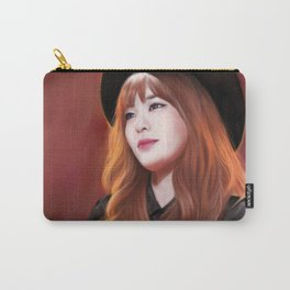 Tiffany SNSD Digital Painting Carry-All Pouch