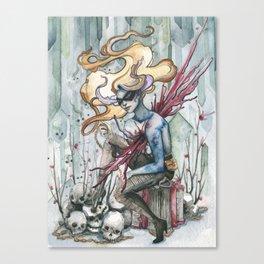 Sanctum Canvas Print