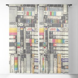 VHS I Sheer Curtain