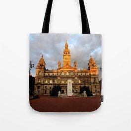 Glasgow City Chambers 2 Tote Bag