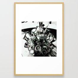 It all can be art Framed Art Print