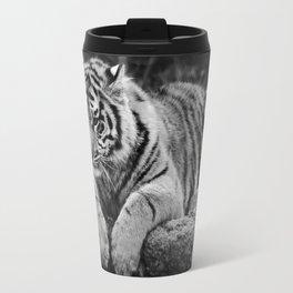 Amur Tiger Cub Travel Mug
