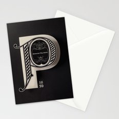 Historical Polarity Stationery Cards