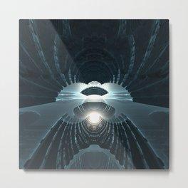 Node #548 Metal Print
