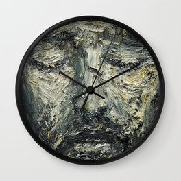 Holy Face of Our Lord Jesus Christ Wall Clock
