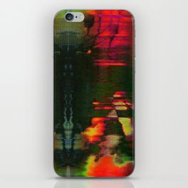 303030 (J Nude Glitch) iPhone Skin