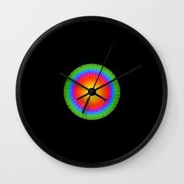 Meditation-II Wall Clock