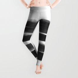 Stripes - No Comment #1 #minimal #painting #decor #art #society6 Leggings