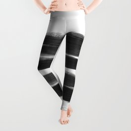 Stripes - No Comment #1 #minimal #painting #decor #art #society6 Leggings