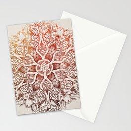 Modern Mandala Stationery Cards