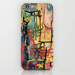 Pathway to personality iPhone Case