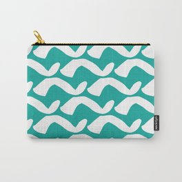 Wavy Wave Carry-All Pouch