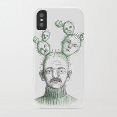 Offspring (Progéniture) iPhone X Slim Case