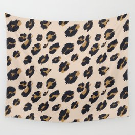 B&B Leopard Design Wall Tapestry