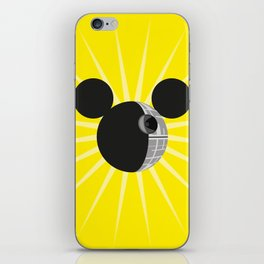 The New Death Star iPhone Skin