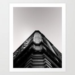 Bridgewater House, Manchester. Art Print