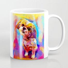 Shih Tzu 4 Coffee Mug