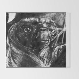 E.T. Throw Blanket
