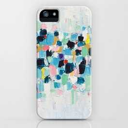 Spotted Sky iPhone Case