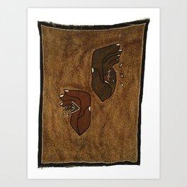 mudcloth Art Print