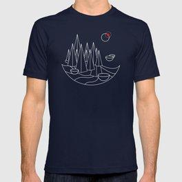 Visit Utopia T-shirt