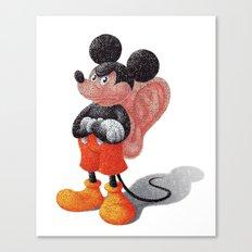 Mickey's Third Ear  Canvas Print