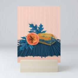 Pa Pa Papaya Mini Art Print