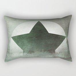 Star Composition IV Rectangular Pillow