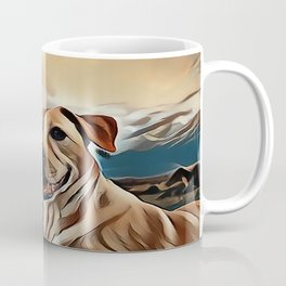 The Rhodesian Ridgeback Coffee Mug